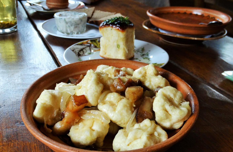 Полтавские галушки пошаговый рецепт