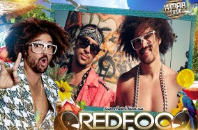 REDFOO of LMFAO and the Party Rock Crew в Киеве!